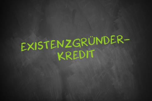 Existenzgründerkredit