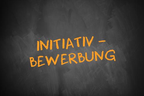 Initiativberwerbung