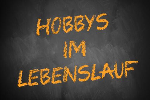 positive beispiele fr hobbys im lebenslauf - Hobbys Im Lebenslauf Beispiele