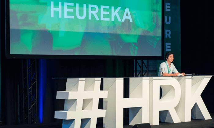 Begrüßung zur Heureka Conference