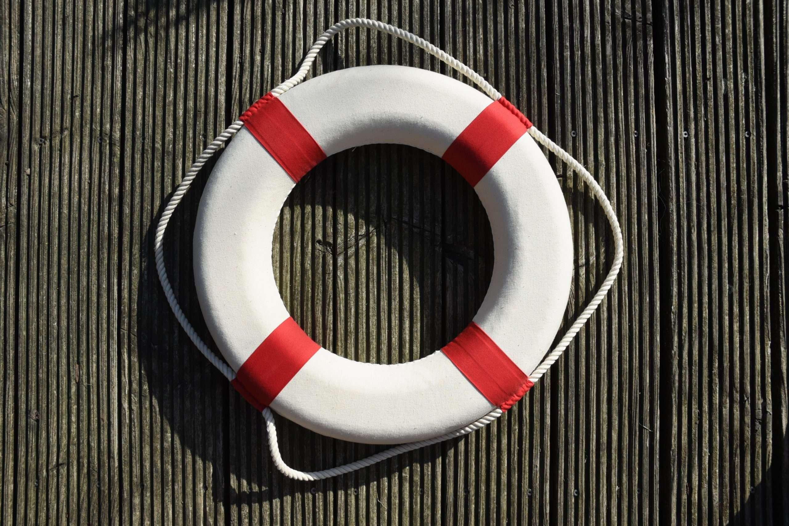 Rettungsring in der Corona-Krise