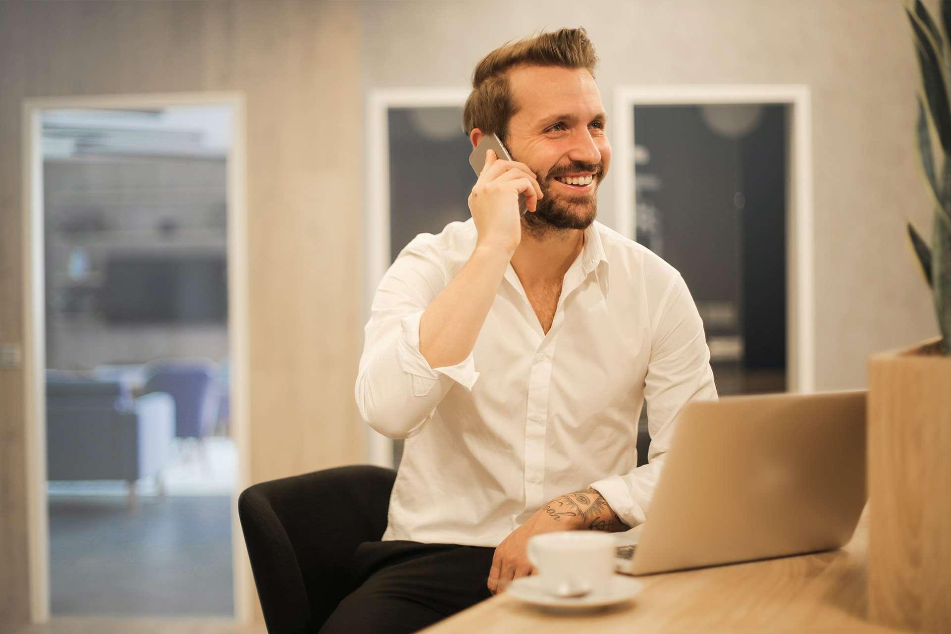 Telefoncoaching: So bewerben Sie sich telefonisch