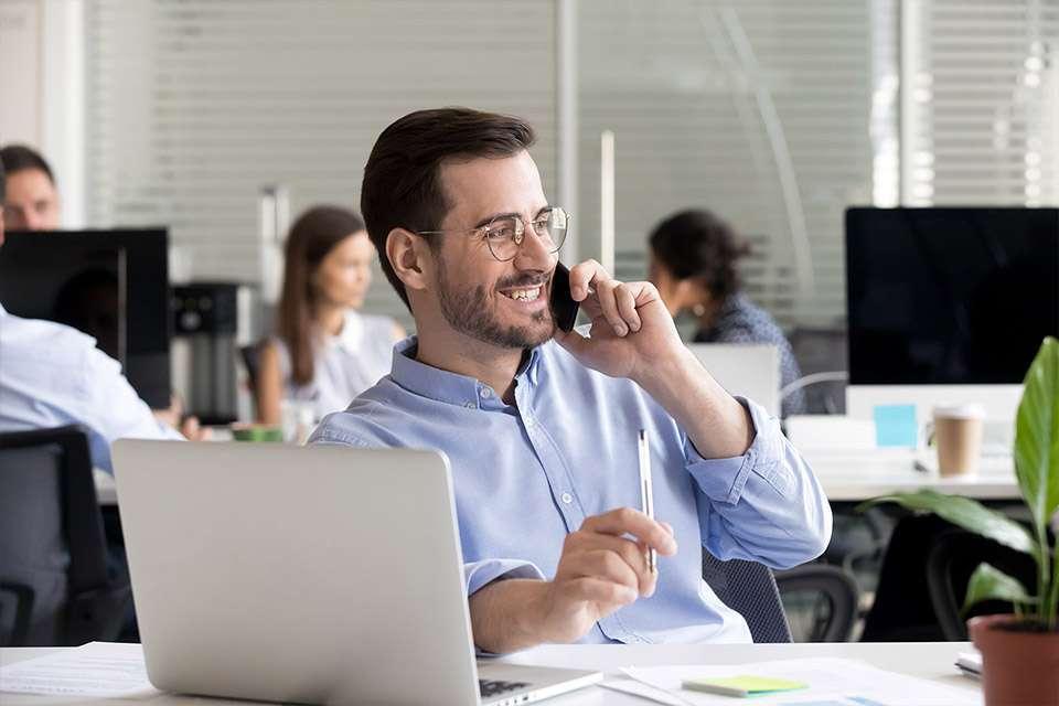 Telefoninterview als Bewerbung